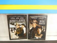 2 flim Lot  James Stewart - From Western Collection on dvd
