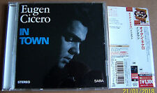 Eugen Cicero - In Town - 11 Japan MPS UCCU 9774 CD m/m-  /ltd.Edition/OBI/RE/REM