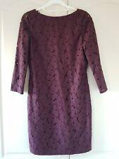 diane von furstenberg lace dress US4 Uk8