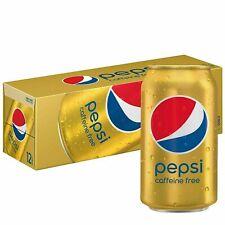 NEW!! 12pk Pepsi Caffeine Free Cola *FAST shipping