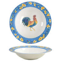 Fitz & Floyd Coq Du Village Soup Cereal Bowl 5531433