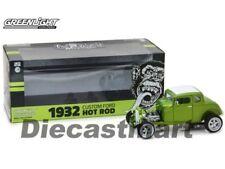 Voitures, camions et fourgons miniatures Greenlight en acier embouti 1:18
