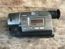 Sony CCD-TR517 NTSC Hi8, Video8 8mm Camcorder/TAPE PLAYER. FOR PARTS
