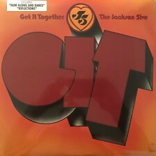 Micheal Jackson & the Jackson 5 - Get it together(Vinyl ), Motown