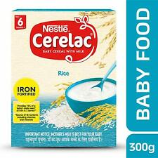 New Nestle Cerelac Stage 1 Rice For Infants & babies 300g /10.5 oz