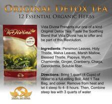 Te Divina Vida Divina Detox Tea For Weight Management, Fat burn,  Diet Slimming