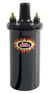 45011 PerTronix Ignition Coil Oil Filled Black 45000v