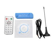 FM Receptor HDTV sintonizador de TV Stick RTL2832U+USB2.0 Digital DVB-T SDR+DAB