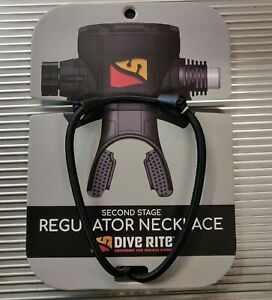 NEW! Second Stage Regulator Necklace - DIVE RITE - Tech Diving - FREE P&P UK