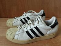 Adidas Men's Vintage 80s Superstar Leather Shoes size 10.5 us  44 eu