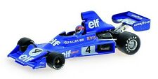 Minichamps 400750004 TYRRELL FORD 007 1975 P. Depailler 1:43 NUOVO OVP