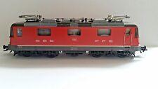Märklin H0 34341 E-Lok Serie Re 4/4II Rot 11162 der SBB CFF FFS inkl. OVP