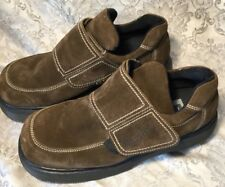 VINTAGE AIR WAIRS DR MARTENS MENS CHUNKY BROWN SUEDE SHOES   UK SIZE 9