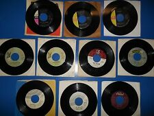 60's/70s Records 45 RPM CAROL KING / COLLINS / DeSHANNON LOT of 10 records