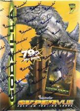 GODZILLA TRADING CARDS: SUPERVUE SEALED BOX OF 36 PACKETS BY INKWORKS