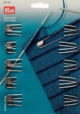 Prym Maschenraffer silberfarbig 135 mm 10 St Stitch Holders  081292