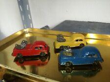 Camion latta Lima Italy tin penny toy truck 1950s lotto 3 camion + 1 omaggio