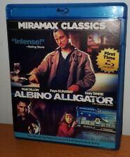 Albino Alligator Blu-ray - Like New
