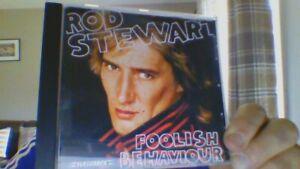 Rod Stewart - Foolish Behaviour (CD)**Rare
