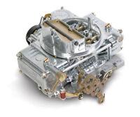 Holley 4160 Carburetor 600 CFM Vacuum Secondaries 0-80457S  Electric Choke