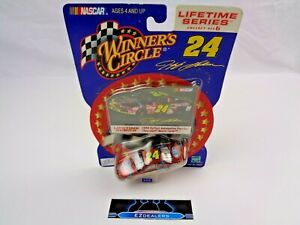 Jeff Gordon #24 50th Anniversary 1998 Dupont Monte Carlo Winners Circle 1/64