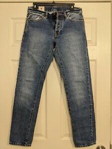 Han Kjobenhavn Japanese Selvedge Jeans 100% Cotton 28x30