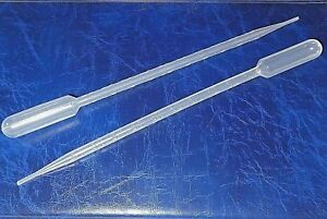 """MULE 10ml Laboratory Pipette graduated with 1ML increments2 pack 11.5"""" long"""