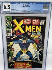 X-Men 39 FN+ 6.5 Mid Grade 1st App New Costumes Silverage Key Xmen HOT COMIC