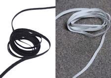 Ribetes de costura y mercería elásticos de color principal blanco
