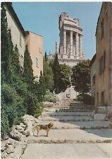France - La Turbie, La Voie Julia - Vintage postcard