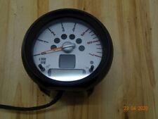 Authentique Utilisé Mini Rev Compteur de tours pour R56 R55 R57 R58 R59 R60 R61 9125939