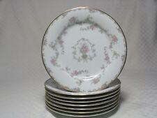 8 Noritake Windsor Salad Plates 5924