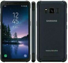 Samsung Galaxy S8 Active G892  64GB - Meteor Gray UNLOCKED Smartphone SHADED