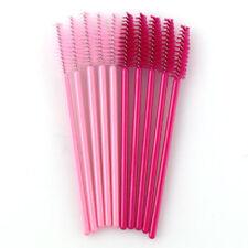 Disposable Silicone Head Mascara Wands Eyelash Brushes Lash Extention Tool Set