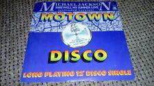 "Michael Jackson - Farewell My Summer Love - 12"" vinyl disco mix Motown"