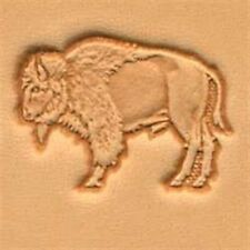 8418 Buffalo Craftool 3-D Stamp Tandy Leather 88418-00