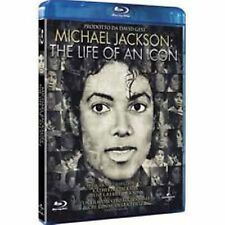 Blu Ray  MICHAEL JACKSON THE LIFE OF AN ICON  + 90 Min di Interviste ...NUOVO