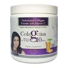 COLAGEINA 10 Hydrolyzed Collagen Powder with Vitamin C as seen on TV