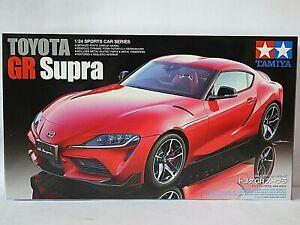 Tamiya Toyota GR Supra Model Kit