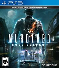 Murdered: Soul Suspect (Sony PlayStation 3, 2014)