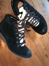 Clarks Black Suede Ankle Boots Size 6Uk