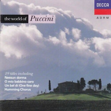 World of Puccini - Various artists (CD) (1992)