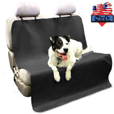 Pet Rear Back Seat Cover Waterproof Dog Car Protector For Suv Bench Mat U2Z0