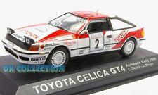 1:43 Rally TOYOTA CELICA GT4 - Acropolis (1990) - Sainz - Moya (051)