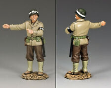 KING AND COUNTRY WW2 US Military Policeman D Day DD125