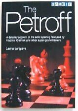 Schach: The Petroff, (Lasha Janjgava)