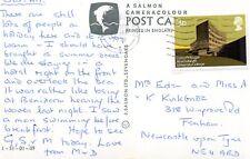 GB 1971 3p Postage Stamp - Aberystwyth University College (60280d)