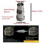 Fix CEL Check Engine Light Eliminator Adapter Oxygen O2 Sensor M18X1.5 O2 Spacer  for sale