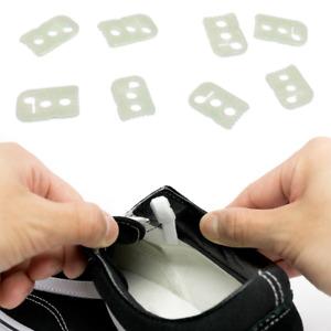 Lace Anchors 2.0 No tie shoelaces system COMPLETES 12 SHOES!