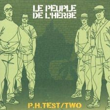 Le Peuple De L'Herbe - P.H. Test/Two New Cd